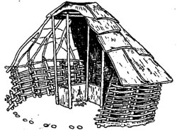 The Mound Builders' House