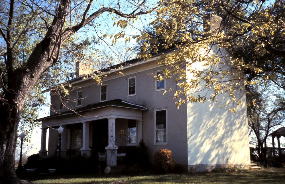 Thomas Vest House