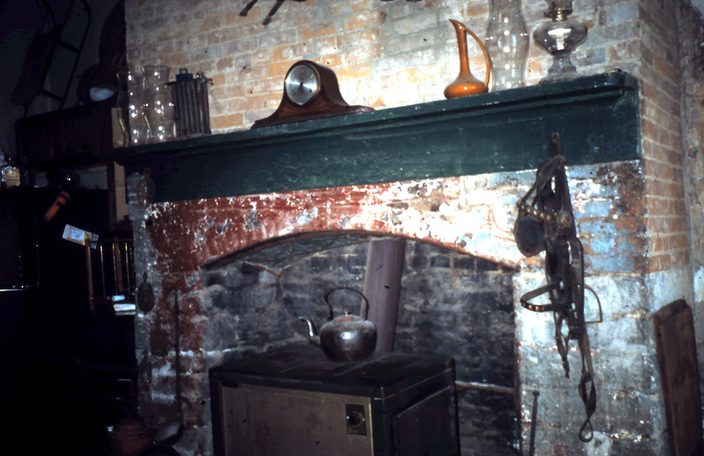 Thomas Vest House Interior
