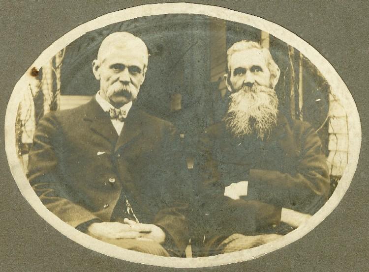Mike Corbin & Thomas Zane Roberts