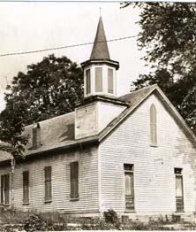 Old Sardis Baptist Church