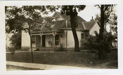 Patrick Farrell's home