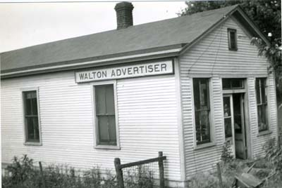 Walton Advertiser Building