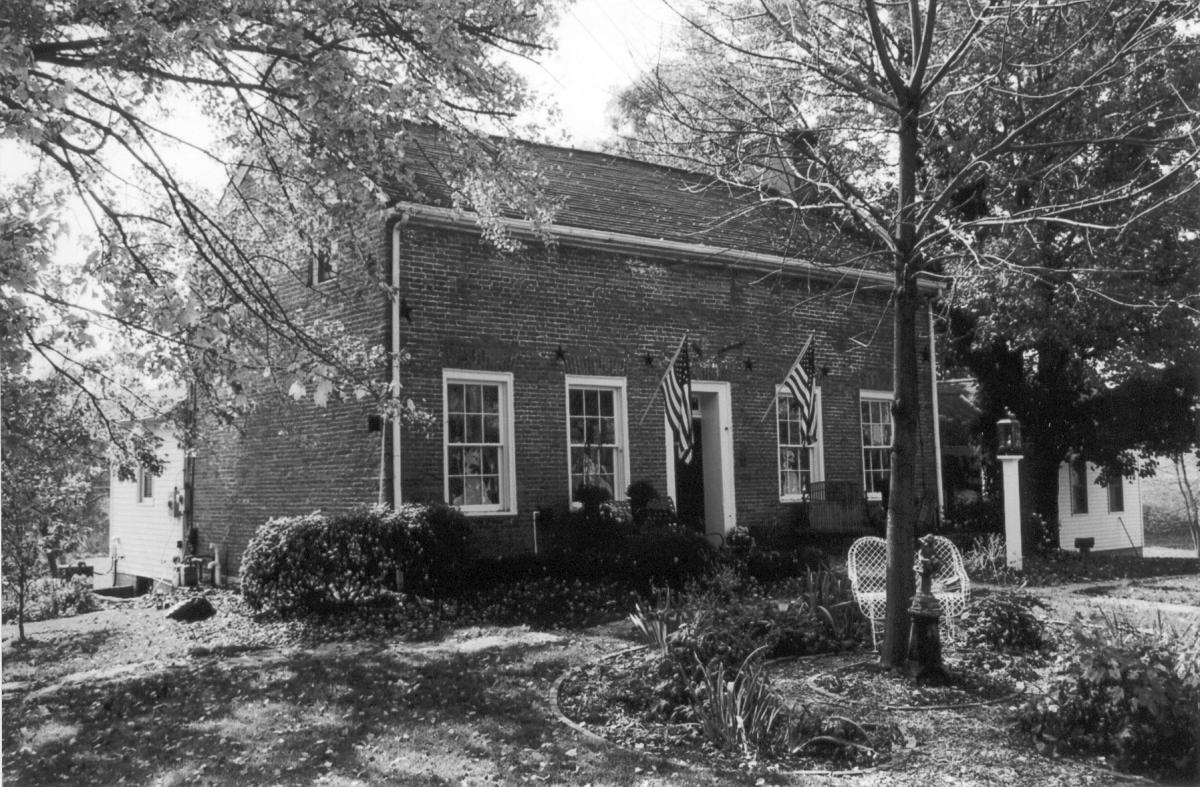 The Willis Graves House