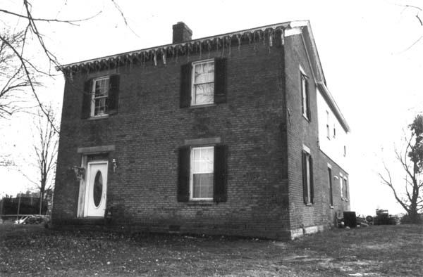 William E. Hudson House