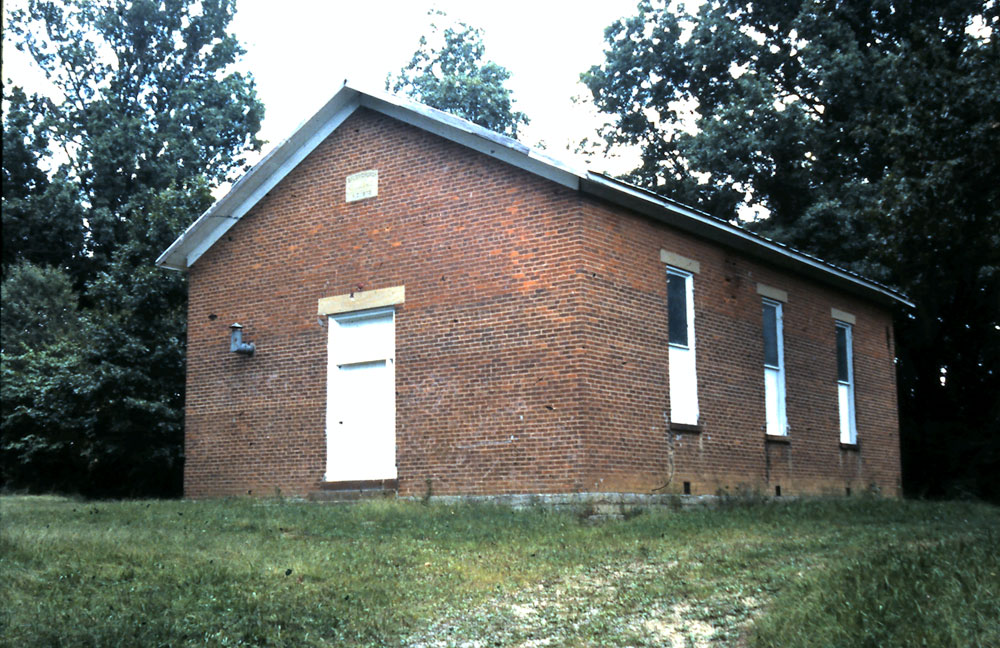 Salem Predestinarian Baptist Church