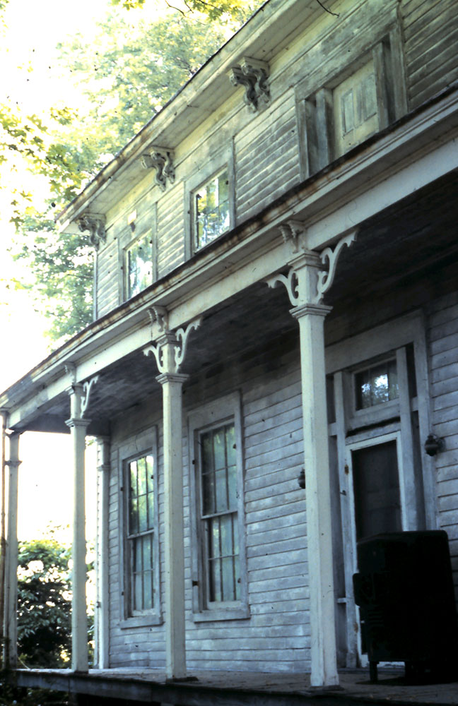 Captain M. Collins House