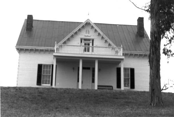William Milburn Glore House