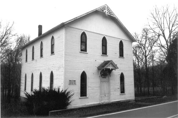Big Bone Methodist Church