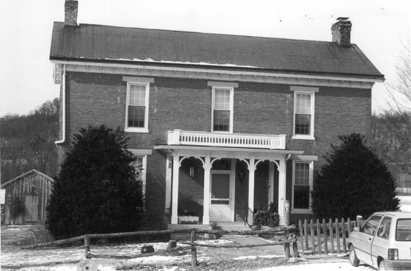 B.M Allen House