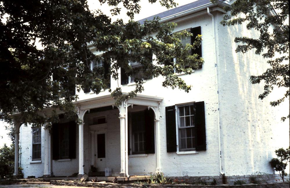 D. W. Huey House