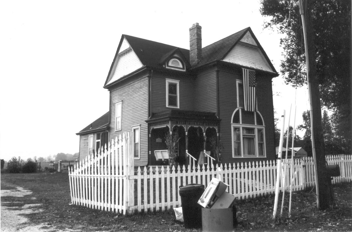 William B. Rogers House