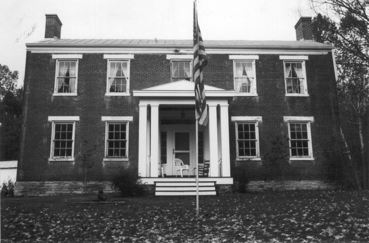 The Richard Parker House