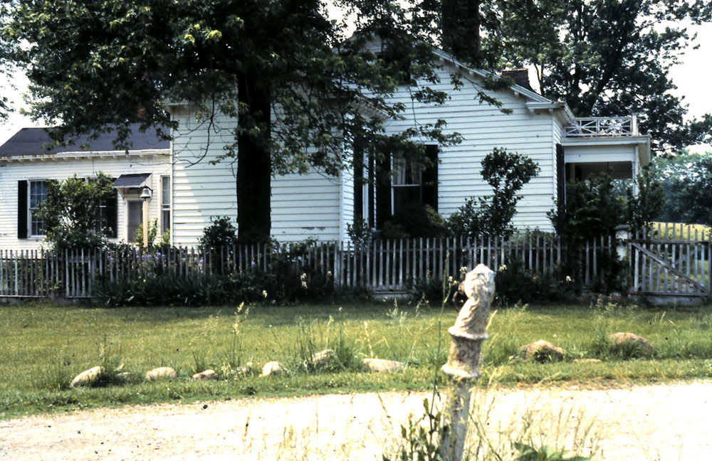 Benjamin R. Gaines House