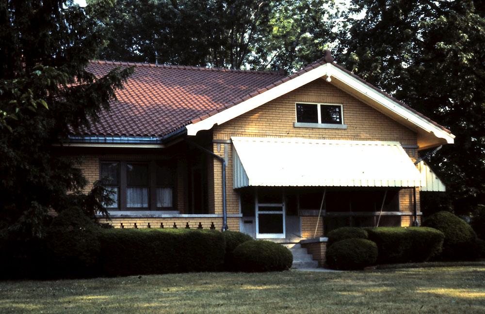 Clinton Blankenbeker House