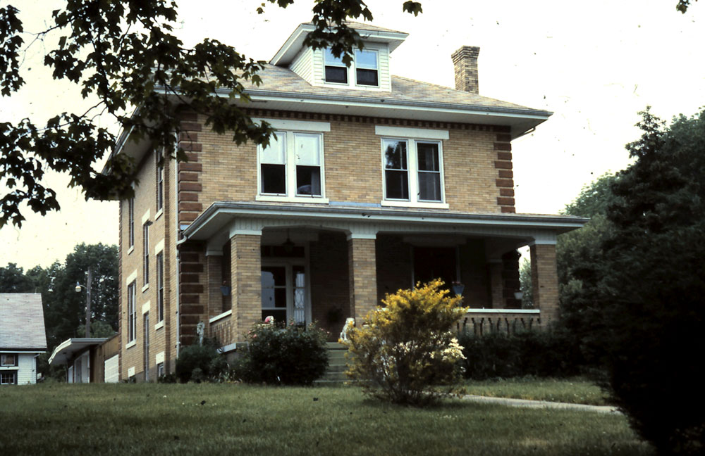 Edwards house, Walton