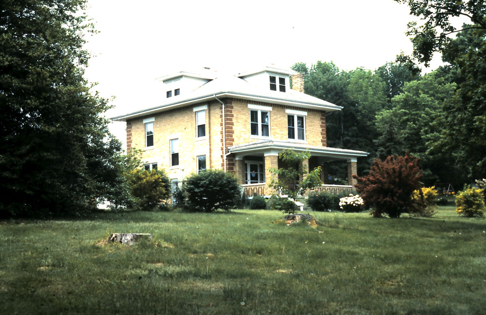 Mrs. Edwards House