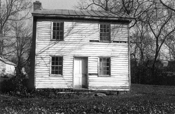 Joel Garnett House