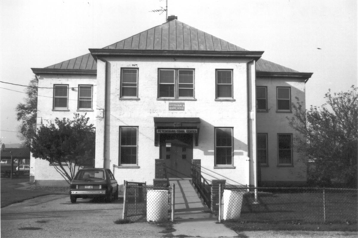 Petersburg Graded School building