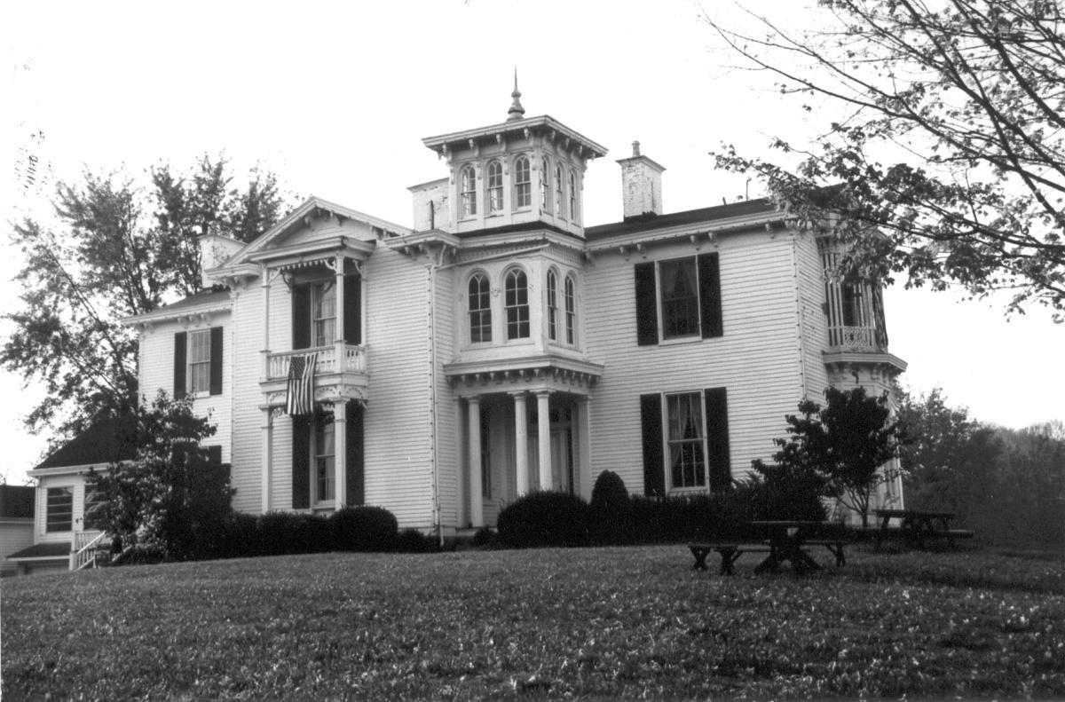 Prospect Farm, J.C. Jenkins House