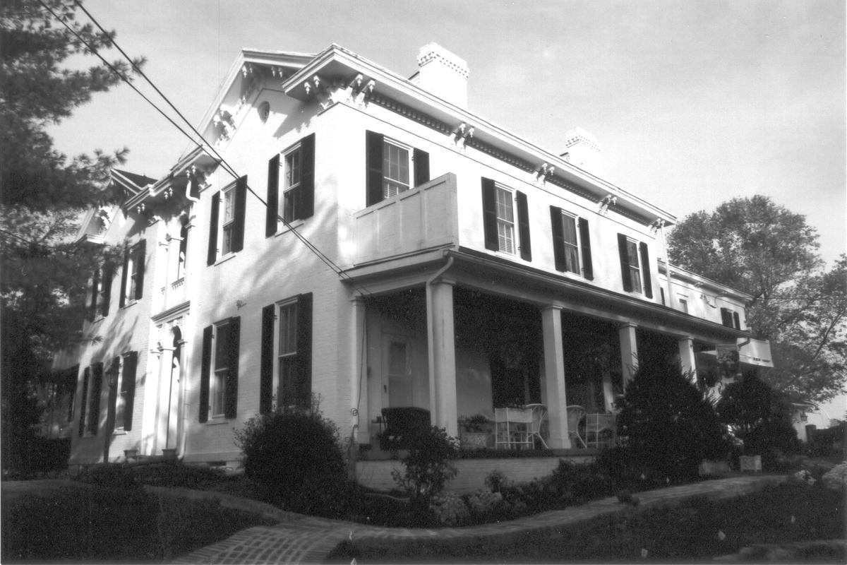 The George W. Terrill House