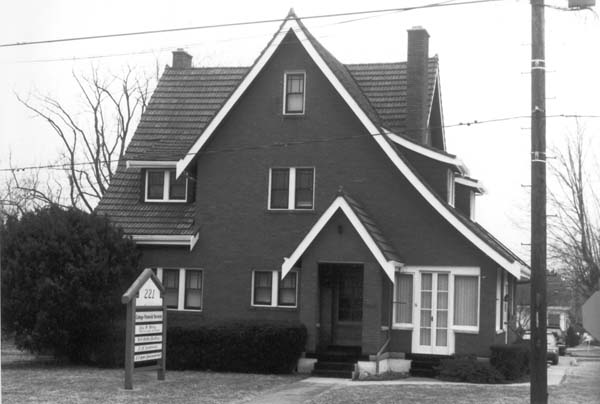 Dr. Rouse House