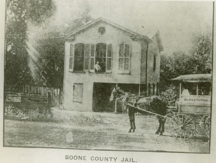 Boone County Jail, Burlington