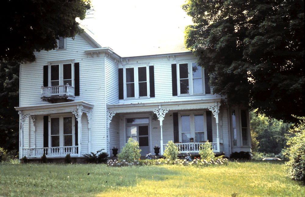 Daniel Dew House