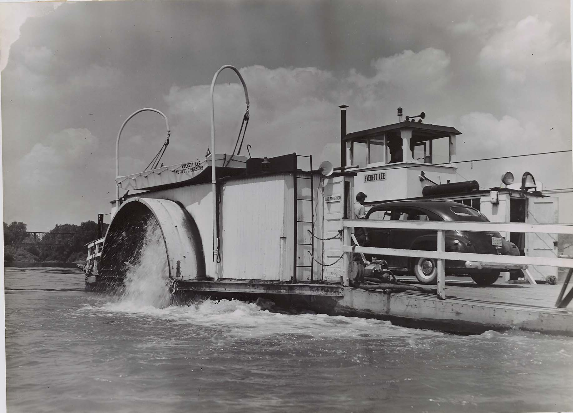 Ferry Everett Lee, Petersburg, August 1948