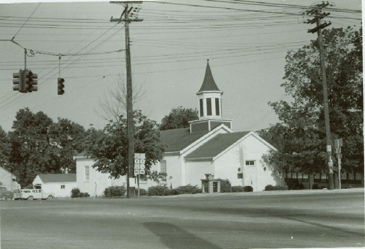 Florence Christian Church, February 22, 1961