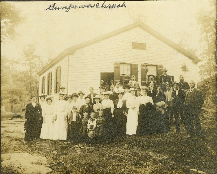 Forks of Gunpowder Baptist Church Congregation