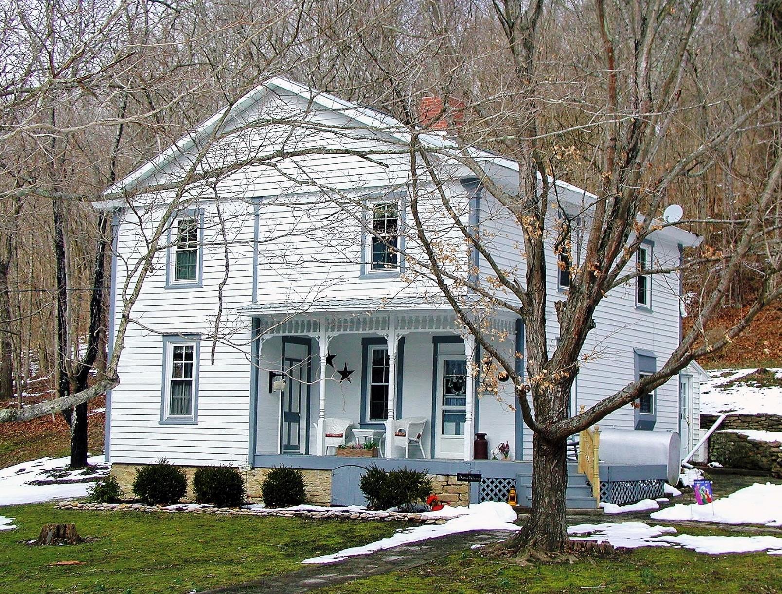 Thomas Zane Roberts House