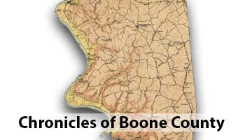 Button: Chronicles of Boone County