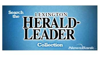 Button: Lexington Herald-Leader