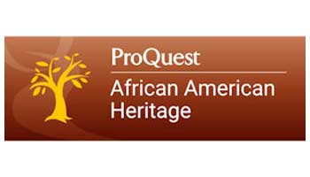 Button: Proquest's African American Heritage